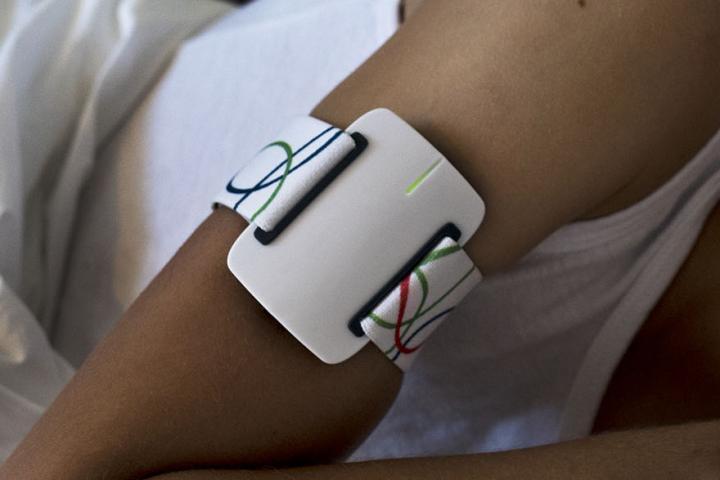 Nightwatch epilepsy bracelet