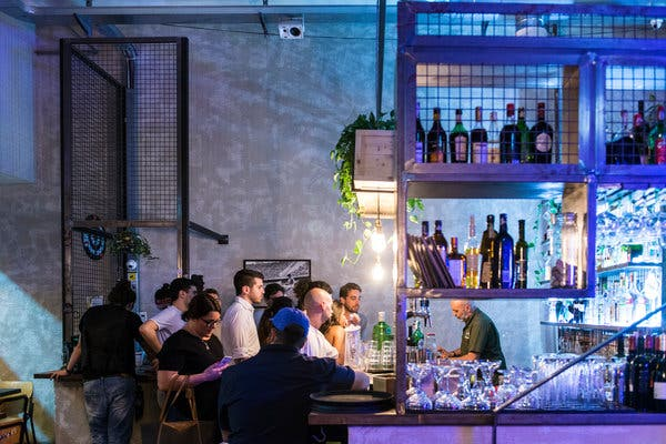 Riot Laundry Bar is a magnet for the reawakened music scene in Naples.