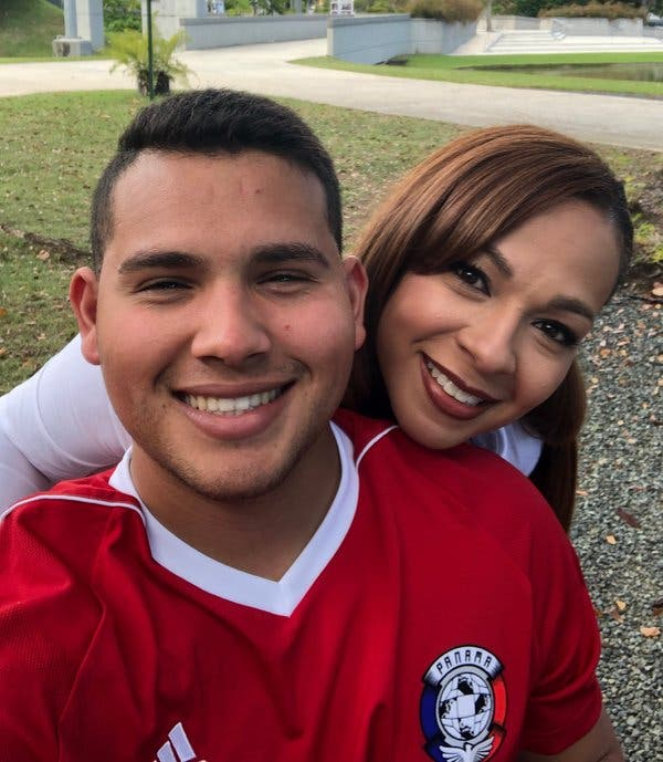 A Facebook post by Arlene Payano Burgos about her son's experience had been shared more than 10,000 times.